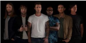 Maroon 5 - CDY Top 10