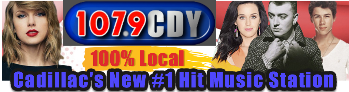 THE NEW 107.9 CDY